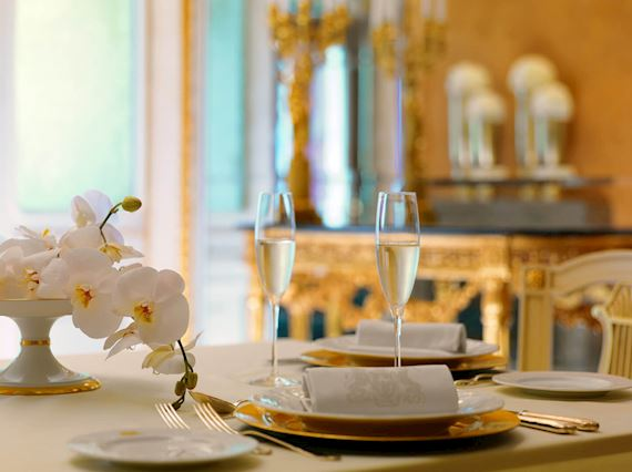 Champagne Brunch at the Hotel Imperial Vienna