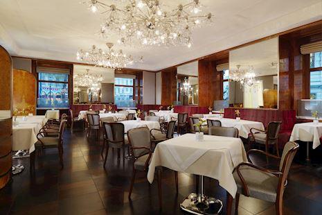 Café Imperial in Vienna