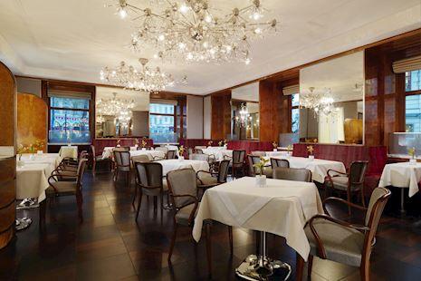 Café Imperial in Wien