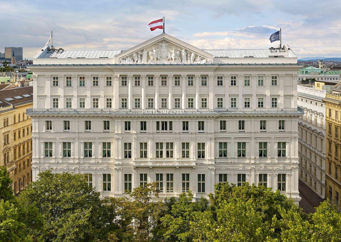 Hotel Imperial - Exterior