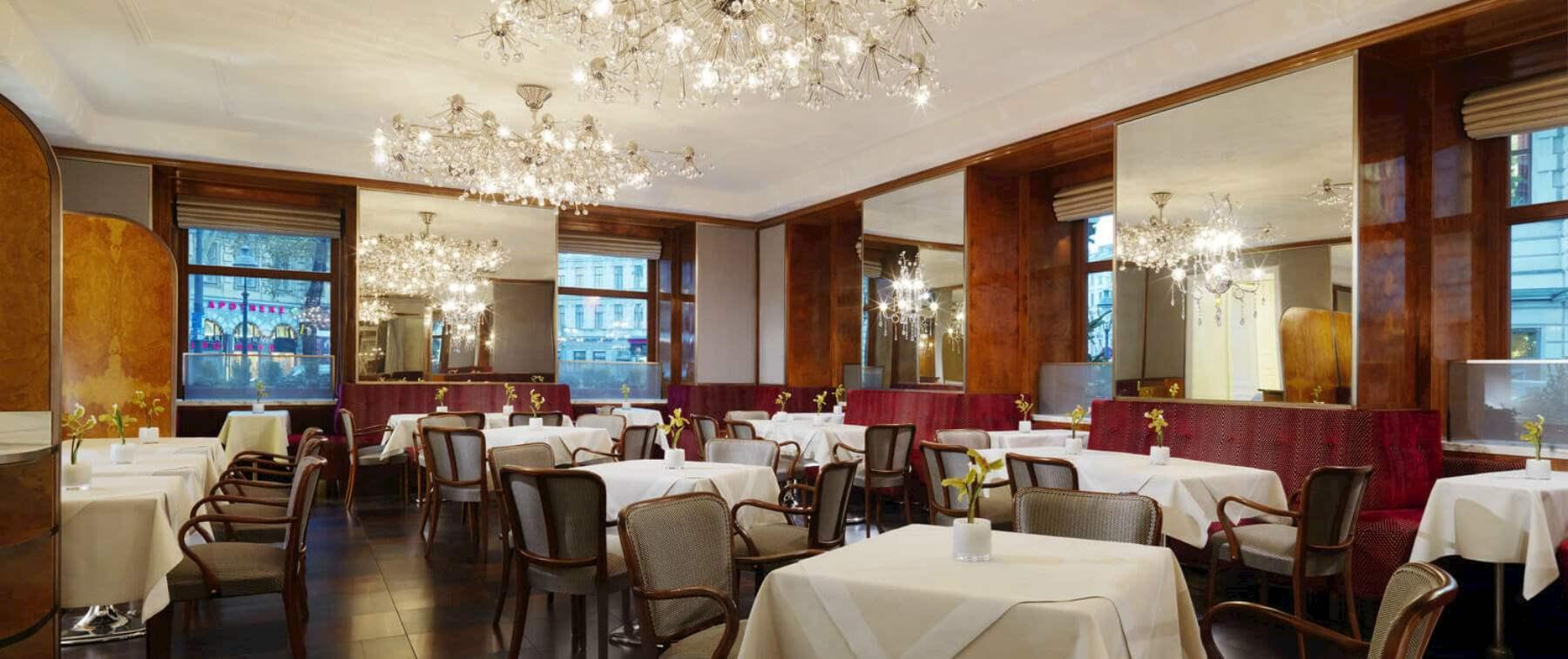 Café Imperial Wien Das Kaffehaus In Wien