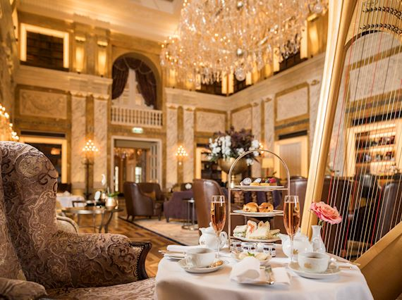 High Tea - Afternoon Tea im Hotel Imperial Wien