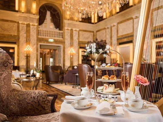 Fancy dining room